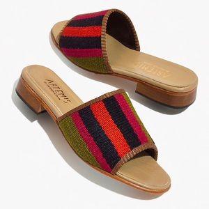 Madewell / Artemis Design Co. Kilim Sandal / 6